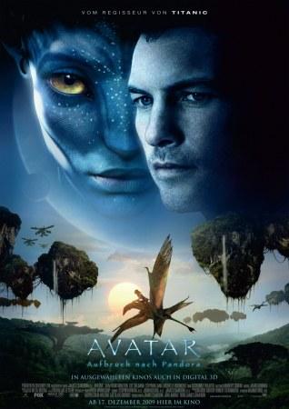 Avatar - Aufbruch nach Pandora 3D