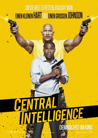 Central Intelligence (dt)