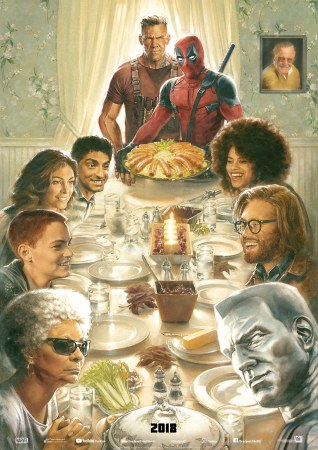 "Preview: ""Deadpool 2"""