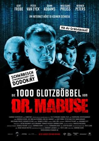 Die 1001 Glotzböbbel vom Dr. Mabuse