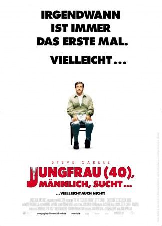 Jungfrau (40), männlich, sucht ...
