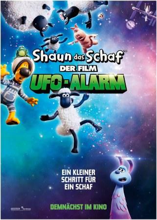 "Happy Family Kinderfest: ""Shaun das Schaf 2: UFO Alarm"""