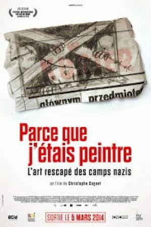 Weil ich Künstler war - Geheime Kunstwerke aus den Konzentrationslagern