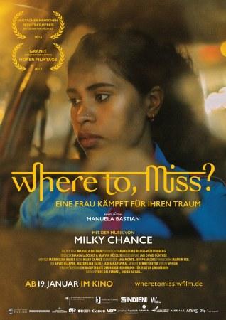 Where to, Miss? - Eine Frau kämft um ihren Traum