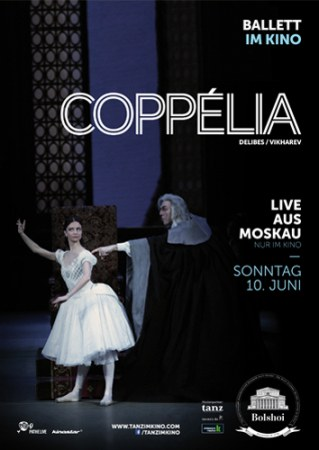 Live aus Moskau: Coppélia