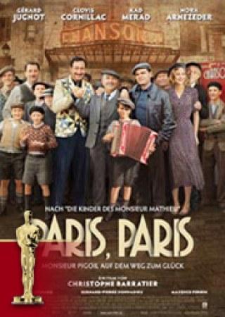 Paris, Paris! Monsieur Pigoil auf dem Weg zum Glück