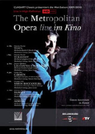 The Metropolitan Opera New York 2009/10 - Ambroise Thomas: Hamlet