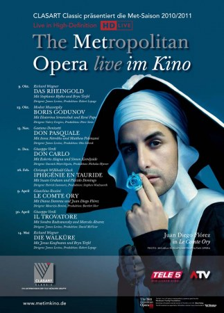 The Metropolitan Opera New York 2010/11 - Rossini: Le Comte Ory