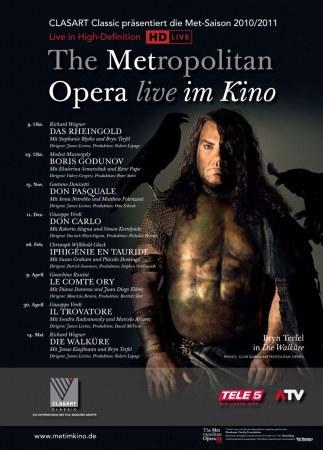 The Metropolitan Opera New York 2010/11 - Wagner: Die Walküre