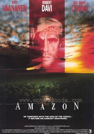 Hölle am Amazonas