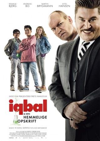 Iqbal und die Geheimrezeptur