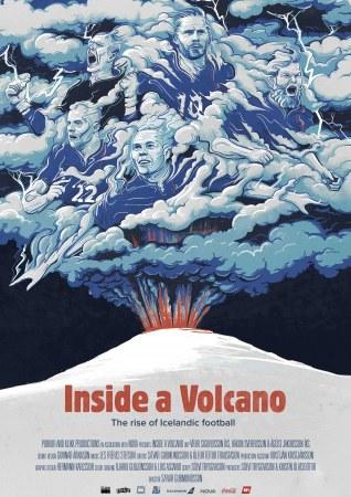 Wie ein Vulkan – Der Aufstieg des isländischen Fußballs