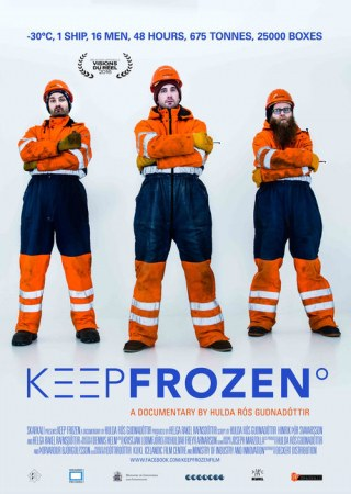 Heiße Wanne; Keep Frozen