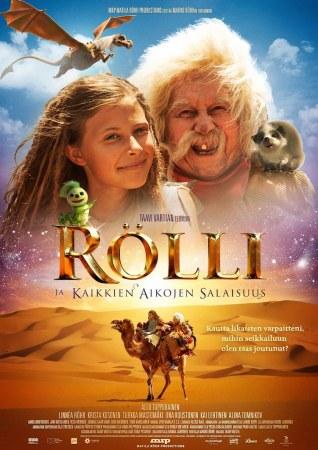Rölli und das Geheimnis vom Anfang aller Zeiten