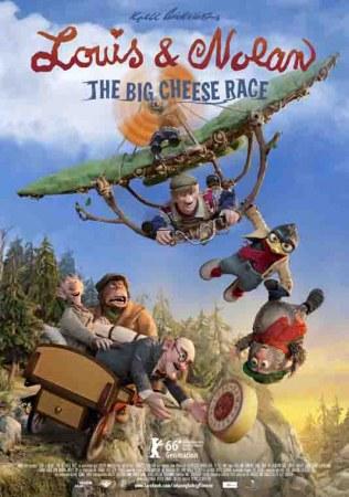 Solan und Ludvig – Das große Käserennen
