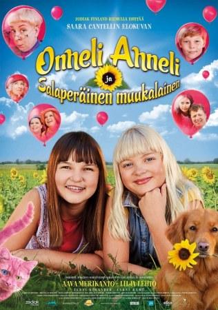 Filmhaus 2: Onneli, Anneli und der geheimnisvolle Fremde