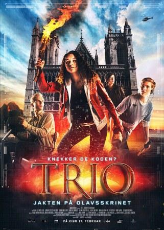 TRIO - Jagd nach dem heiligen Schrein