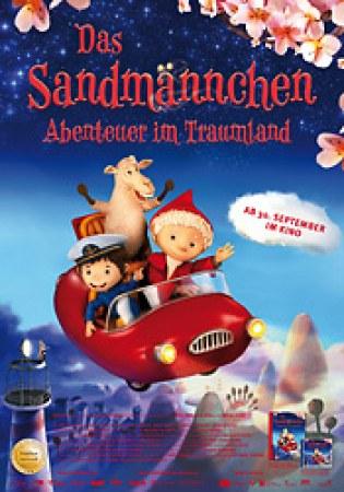 Das Sandmännchen - Abenteuer im Traumland