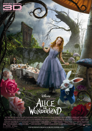 Alice im Wunderland IMAX 3D