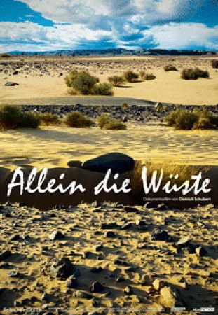 Allein die Wüste