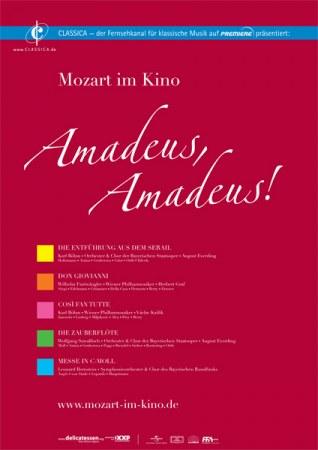 Amadeus, Amadeus (Reihe)