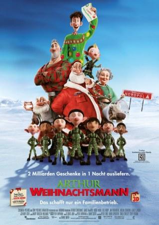 Arthur Weihnachtsmann