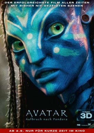 Avatar - Aufbruch nach Pandora Extended 3D