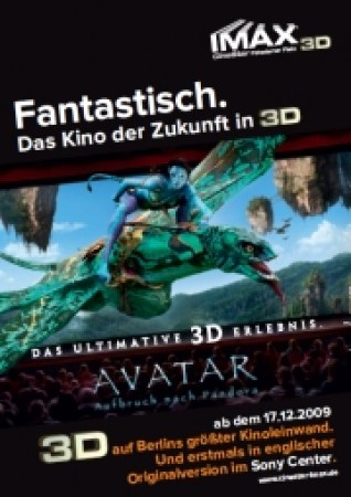 Avatar - Aufbruch nach Pandora IMAX 3D