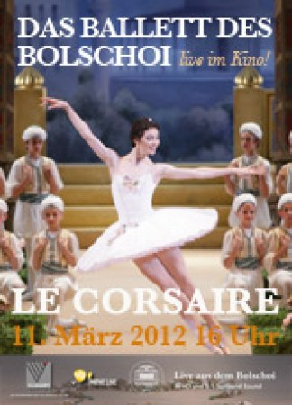 Moskauer Bolshoi-Theater - Le Corsaire