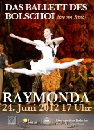 Moskauer Bolshoi-Theater - Raymonda