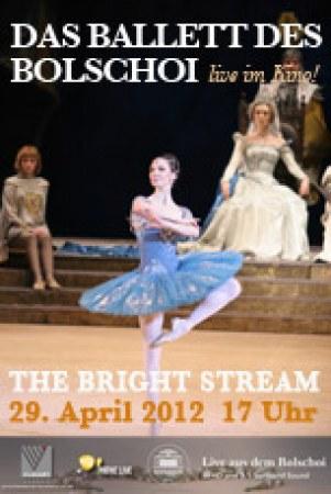 Moskauer Bolshoi-Theater - The Bright Stream
