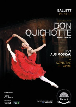 Bolshoi Don Quichotte