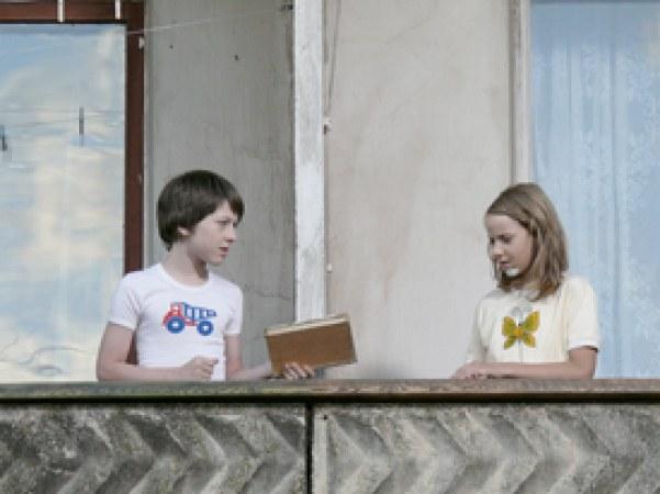 Balkon/Der Tag.../Miriams…