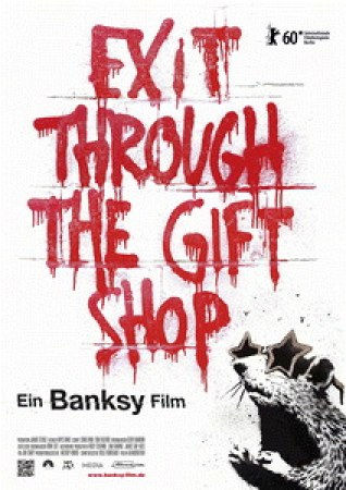Banksy - Exit Through the Gift Shop