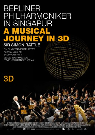 Berliner Philharmoniker in Singapore - A Musical Journey in 3D