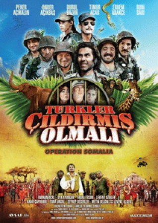 Cilgin Türkler - Operation Somalia