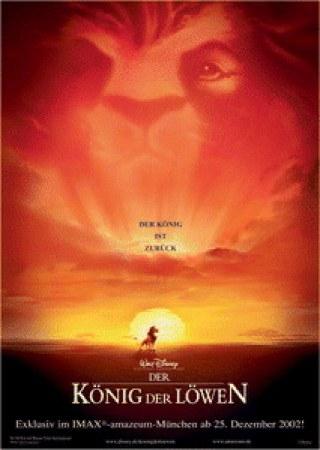 Der König der Löwen (Imax)