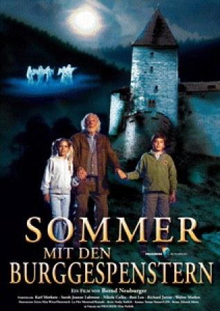 Der Sommer mit den Burggespenstern