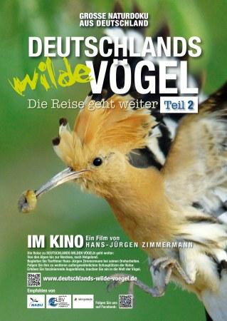 Deutschlands wilde Vögel - Teil 2 - Die Reise geht weiter