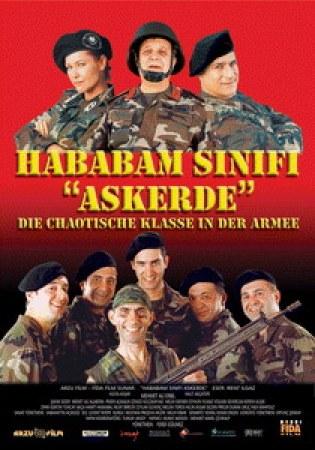 "Hababam Sinifi ""Askerde"" - Die chaotische Klasse in der Armee"