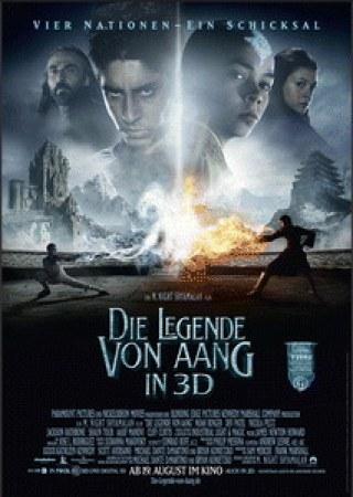 Die Legende von Aang (3D)