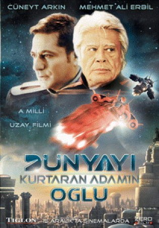 DKAO - Türken im Weltall
