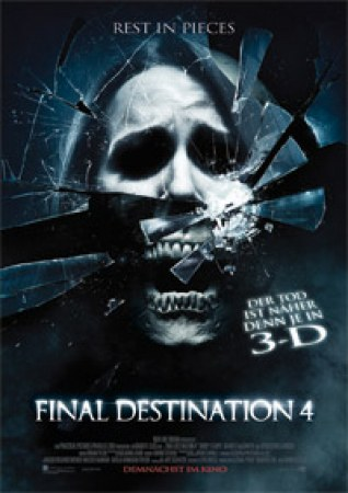 Final Destination: Death Trip 3D