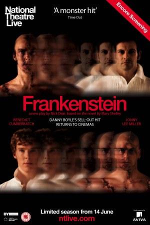 NT: Frankenstein Encore – Reversed