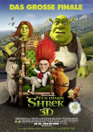 Für immer Shrek 3D
