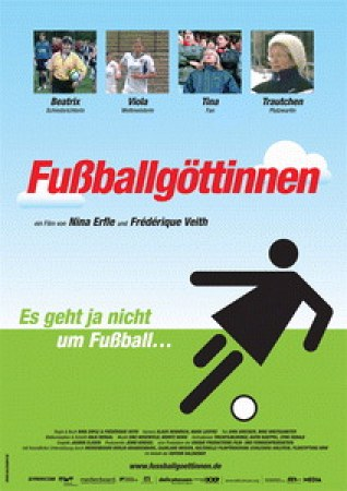 Fußballgöttinnen