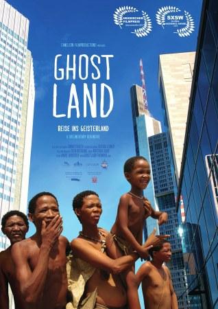Ghostland - Reise ins Land der Geister