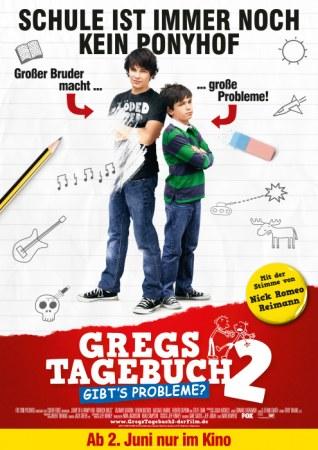 Gregs Tagebuch 2