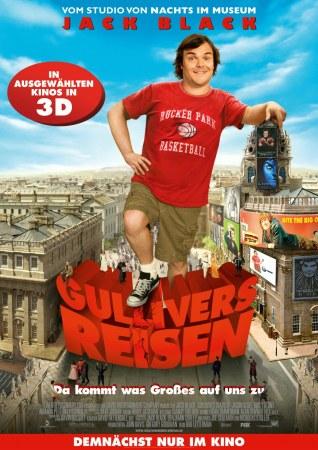 Gullivers Reisen 3-D - Da kommt was Großes auf uns zu