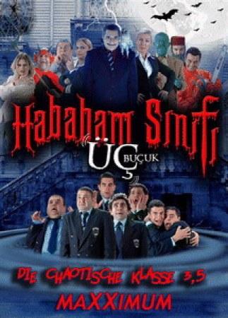 Hababam Sinifi 3,5 - Die chaotische Klasse 3,5